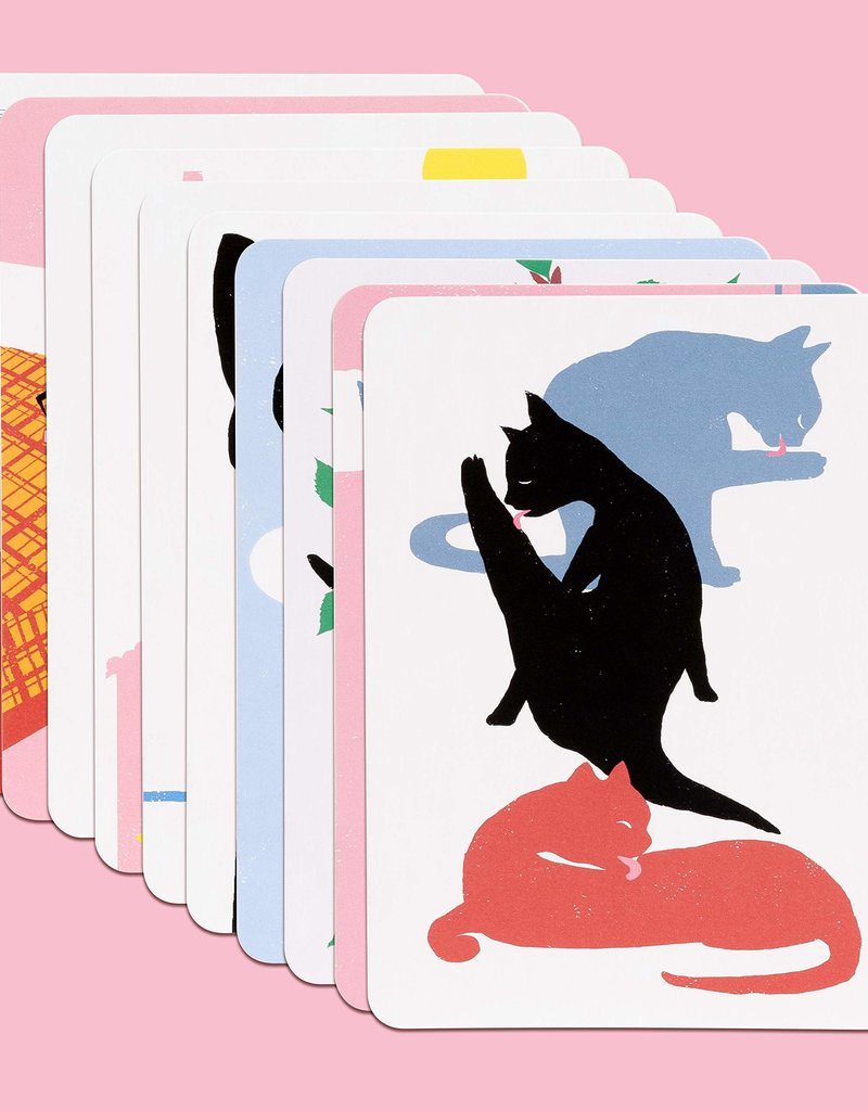 Chronicle Books Le Chat Noir Notecards