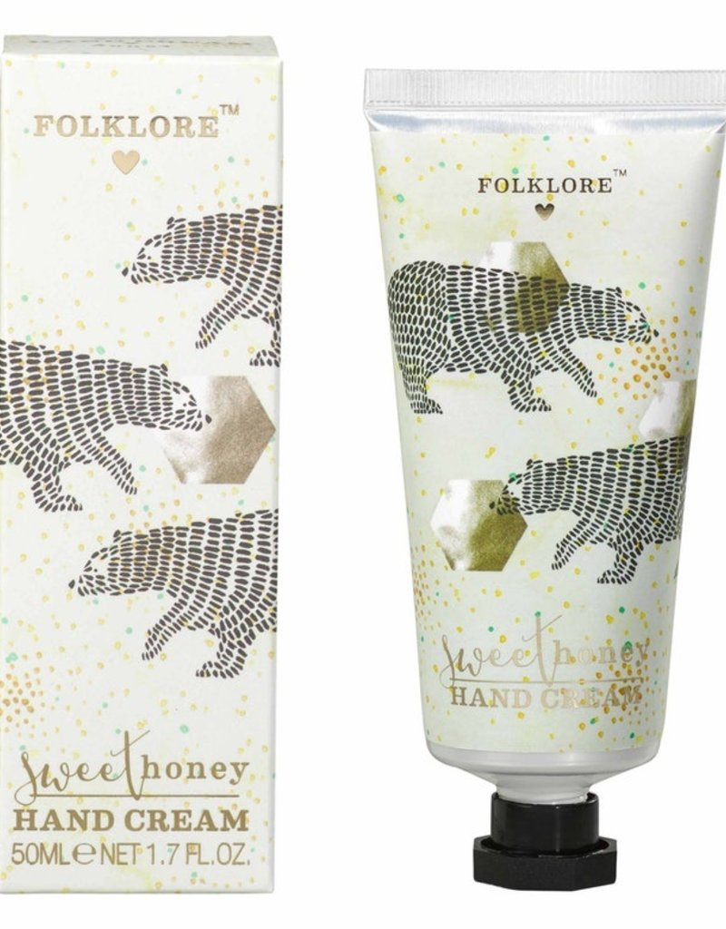 Folklore Folklore Hand Cream - Sweet Honey