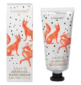 Folklore Folklore Hand Cream - Juicy Raspberry