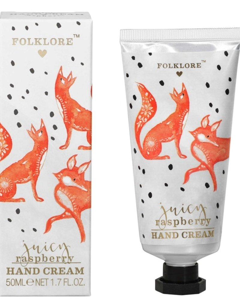Folklore Folklore Hand Cream - Juicy Raspberry