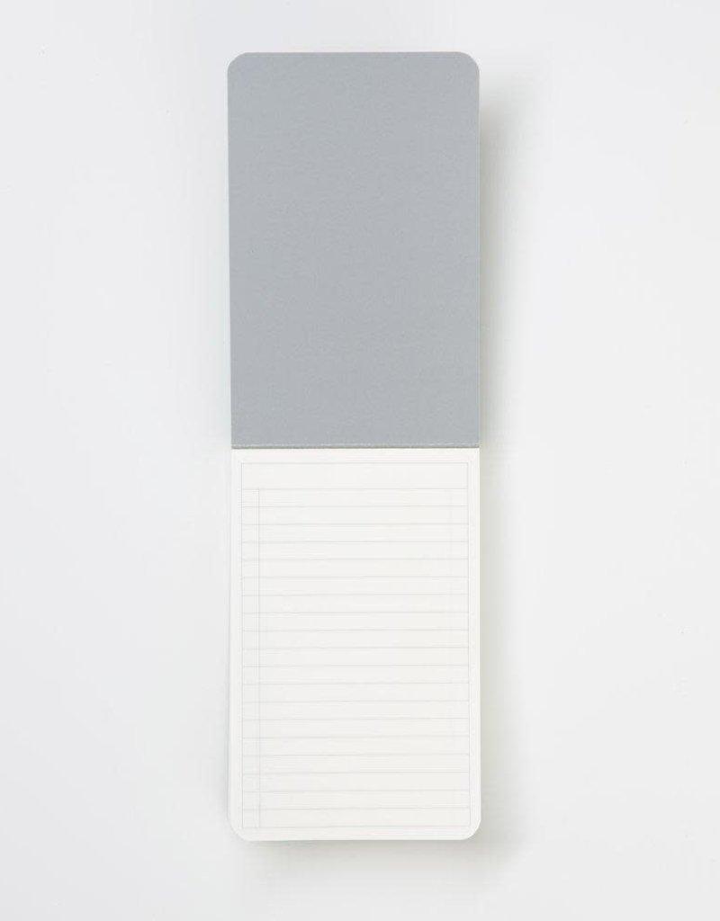 DesignWorks Ink Standard Issue Ledger Note Pad No. 11 - Light Blue