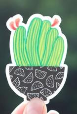 Cactus Club Paper Cactus Sticker Pack