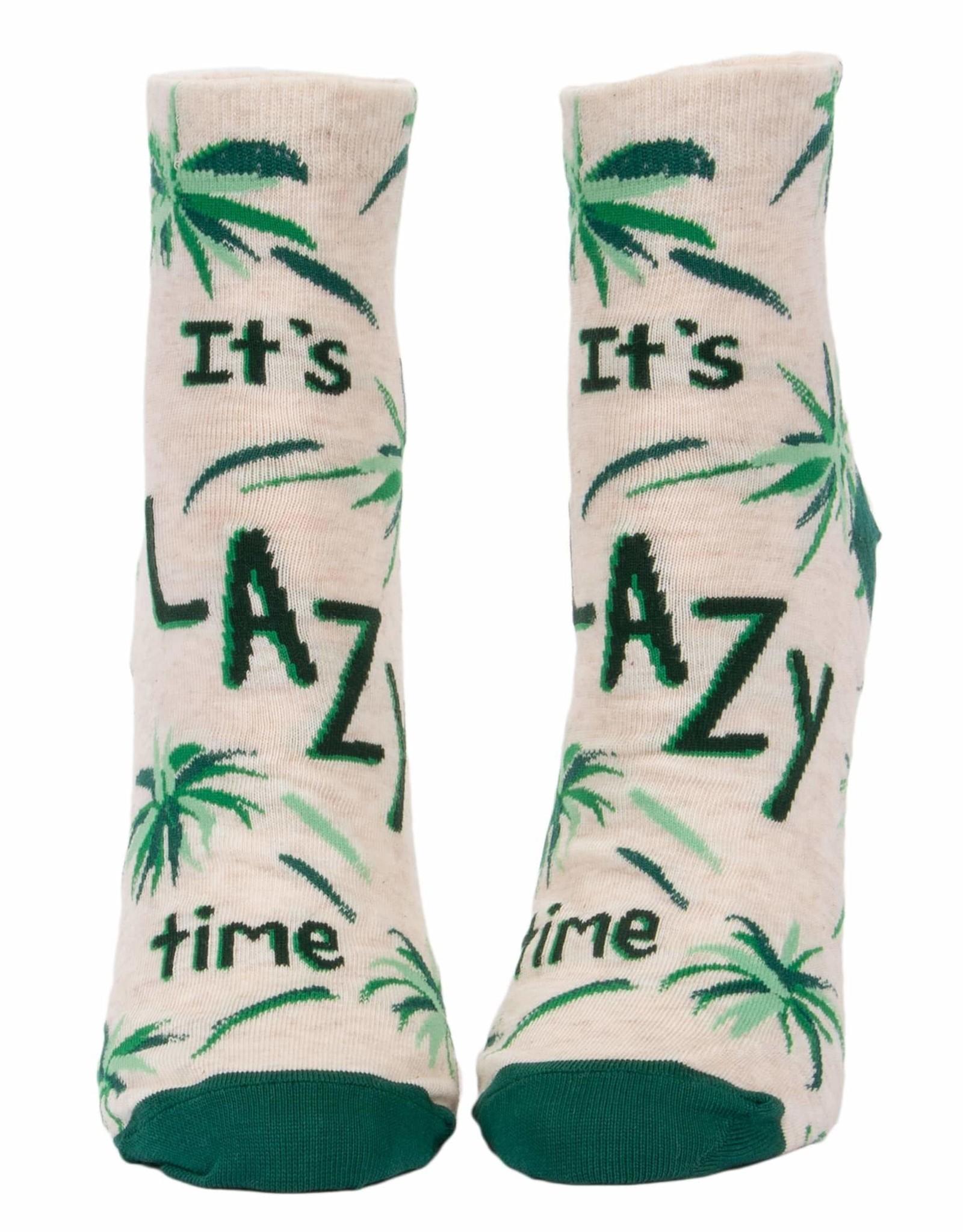 It's Lazy Time Women's Ankle Socks