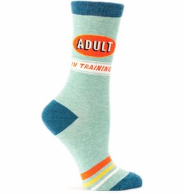Blue Q Adult In Training Women's Socks
