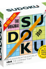 Workman Publishing Group Sudoku Pad Calendar 2019