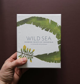 Princeton Architectural Press Wild Sea Seaweed Notecards (Set of 12)