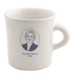 Fishs Eddy Elizabeth Warren 2020 Mug
