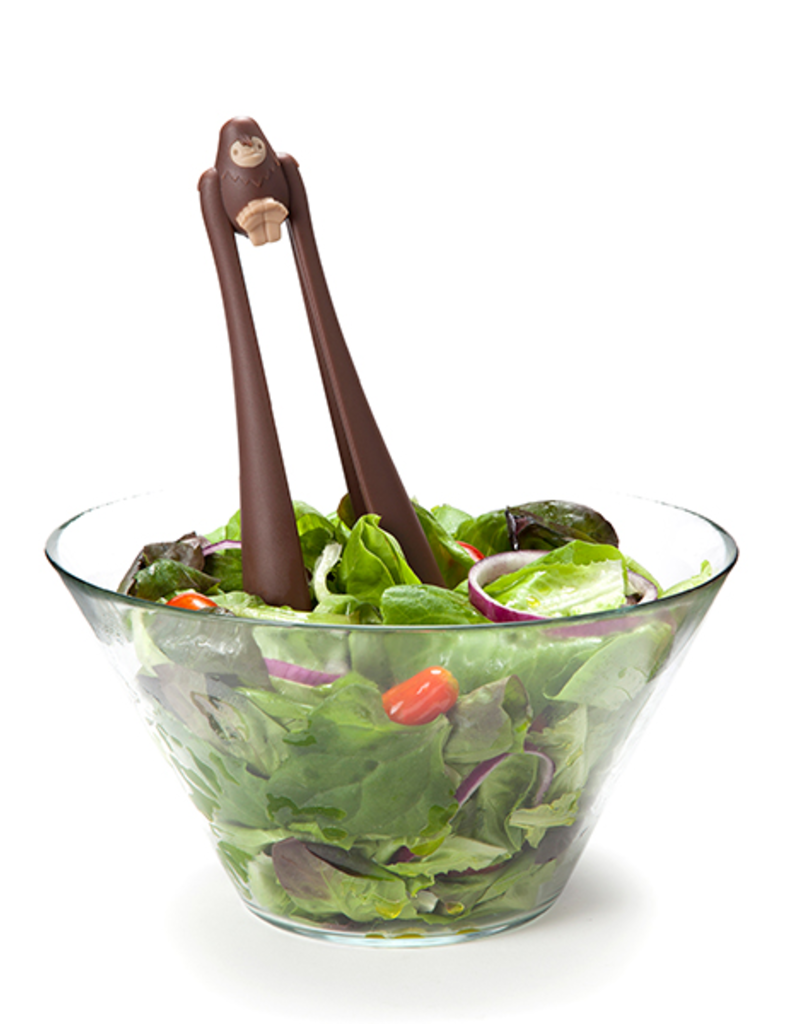 Ototo Design Bigfoot Salad Tongs
