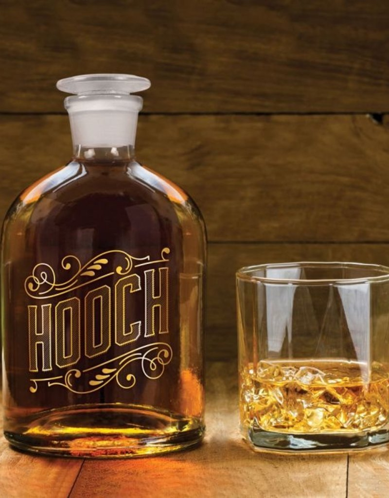 Fred & Friends Hooch Decanter