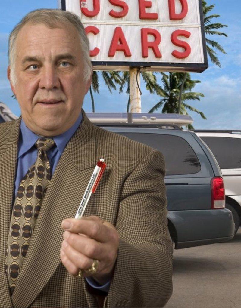 Fred & Friends Borrow My Pen? Set of 8