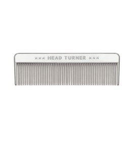 Easy, Tiger Head Turner Metal Pocket Comb