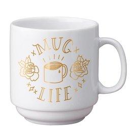 Easy, Tiger Mug Life Stackable Mug