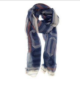 Joy Accessories Maze Scarf