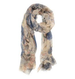 Joy Accessories Soft Floral Scarf