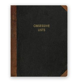 Mincing Mockingbird Obsessive Lists Journal