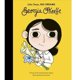 Frances Lincoln Publishers Little People Big Dreams: Georgia O'Keeffe