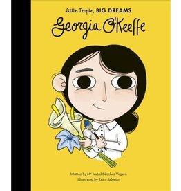 Quarto Little People Big Dreams: Georgia O'Keeffe