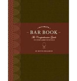 Chronicle Books Ultimate Bar Book