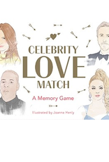 Celebrity Love Match Memory Game
