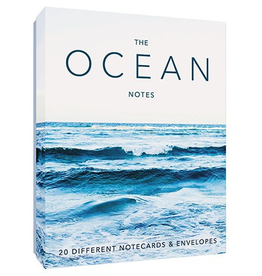 Chronicle Books The Ocean Notecards