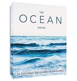 The Ocean Notecards