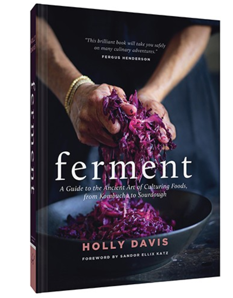 Chronicle Books Ferment - A Guide to the Ancient Art of Culturing Foods