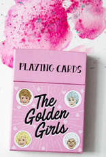 Penguin Random House Golden Girls Playing Card Deck