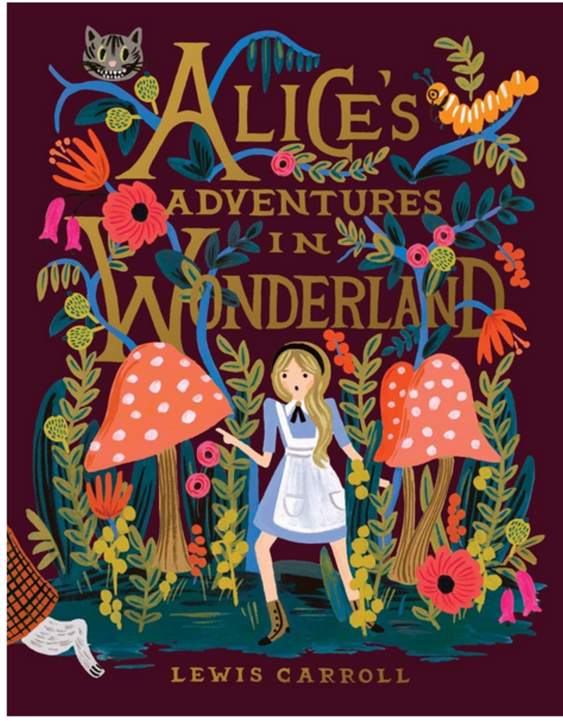 Puffin Books Alice's Adventures in Wonderland
