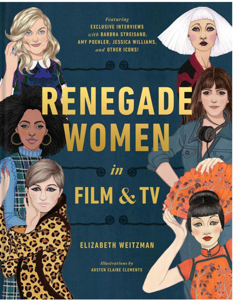 Clarkson Potter Renegade Women in Film & TV