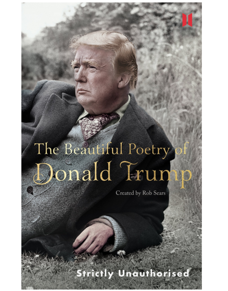 Canongate Books Beautiful Poetry of Donald Trump