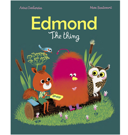 Enchanted Lion Books Edmond the Thing