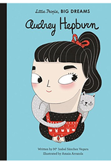 Frances Lincoln Publishers Little People Big Dreams: Audrey Hepburn