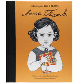 Frances Lincoln Publishers Little People Big Dreams: Anne Frank