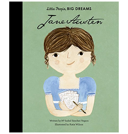 Frances Lincoln Publishers Little People Big Dreams: Jane Austin
