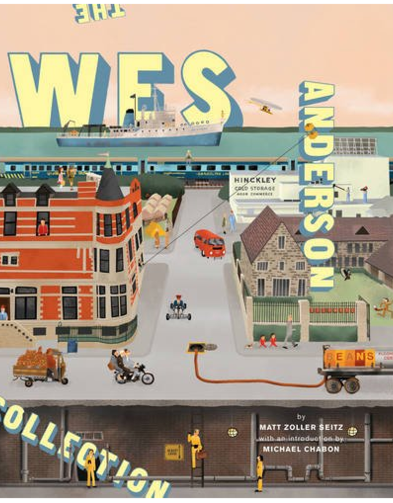 Abrams Books The Wes Anderson Collection