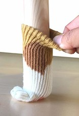 Clever Idiots Cat Paw Chair Socks