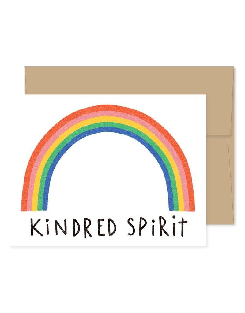 Gingiber Kindred Spirit Greeting Card