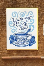 Noteworthy Paper & Press You're My Cup of Tea Greeting Card