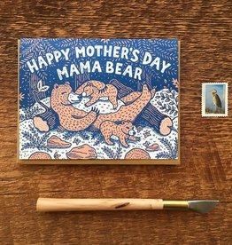 Noteworthy Paper & Press Happy Mother's Day Mama Bear Greeting Card