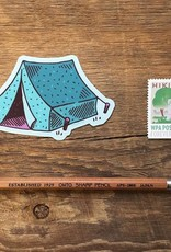 Noteworthy Paper & Press Tent Sticker