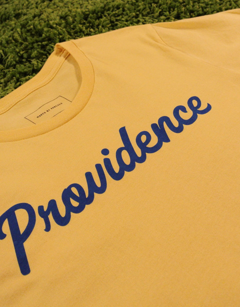 Parched Providence Script T-Shirt