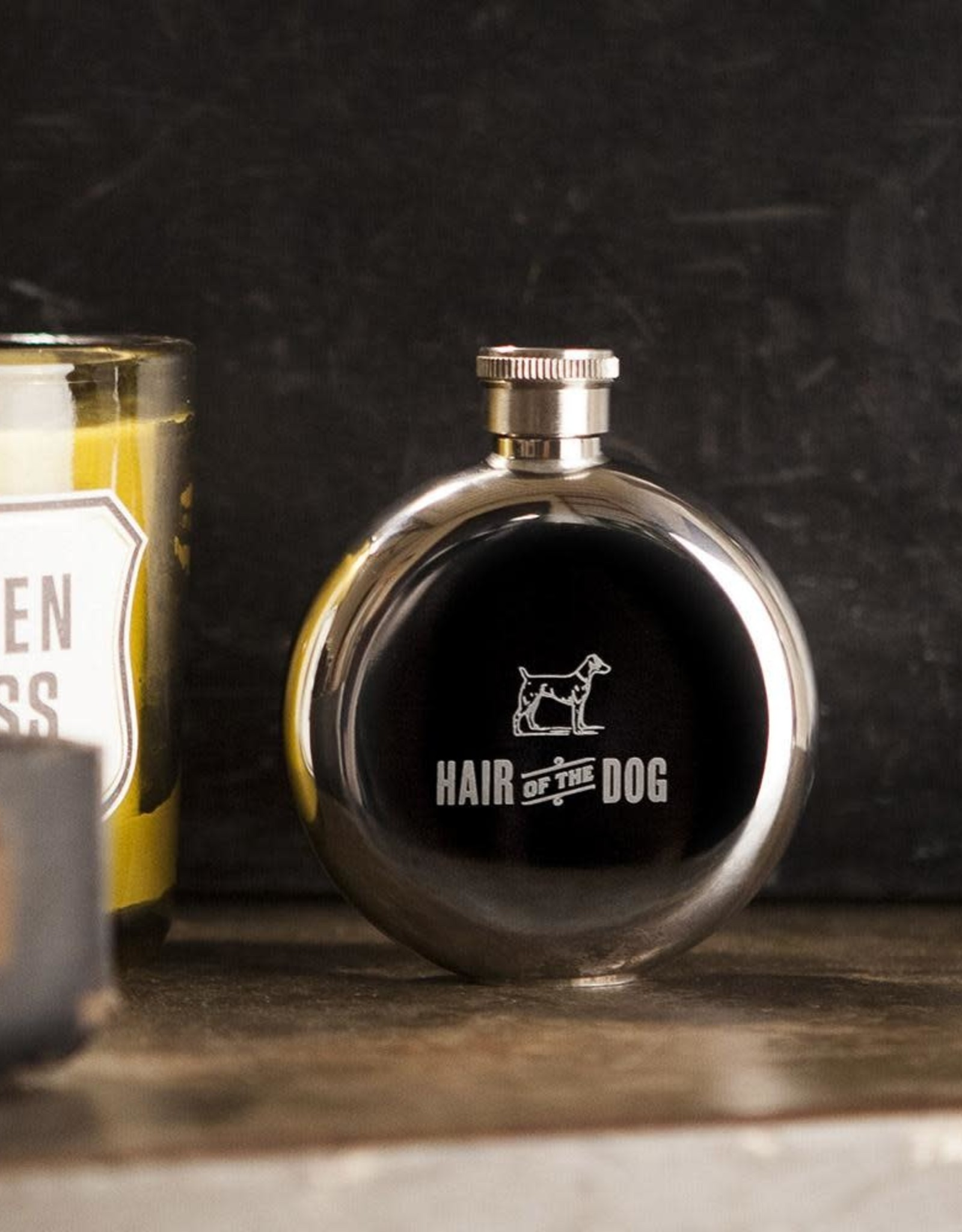 Hair Of The Dog 3oz Flask