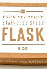 Izola Put Some Hair on Your Chest 5oz Flask