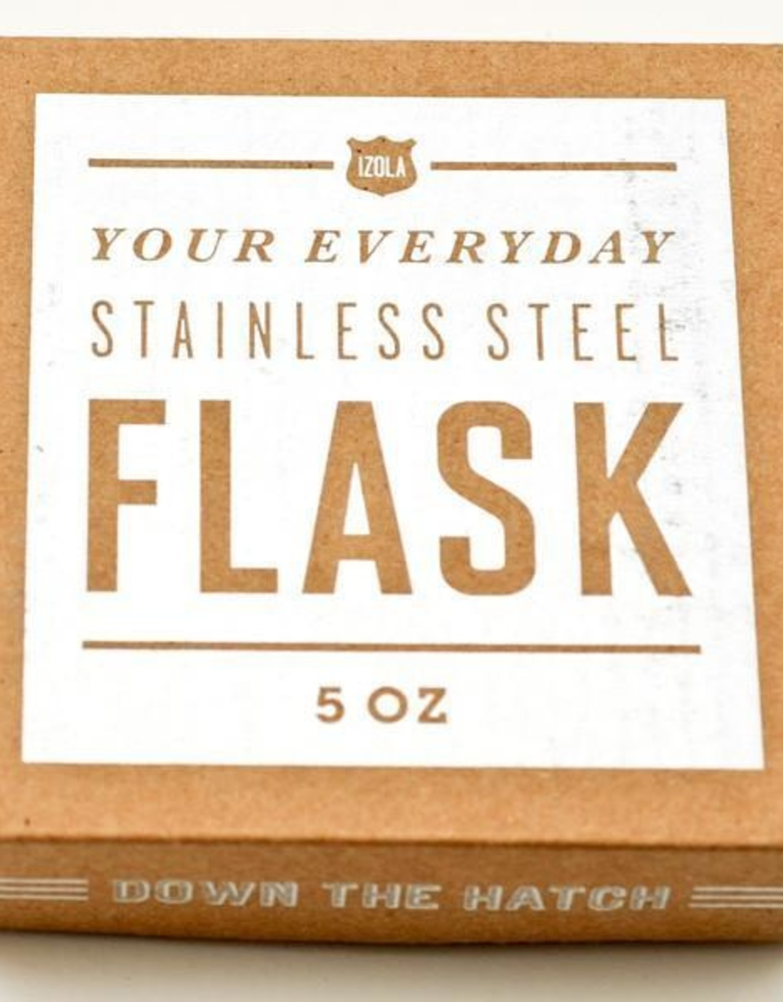 Put Some Hair on Your Chest 5oz Flask