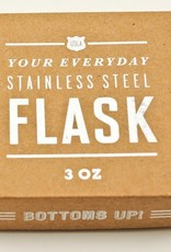 Izola The Hell With Work 3oz Flask