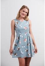 SM Wardrobe Fox Face Dress