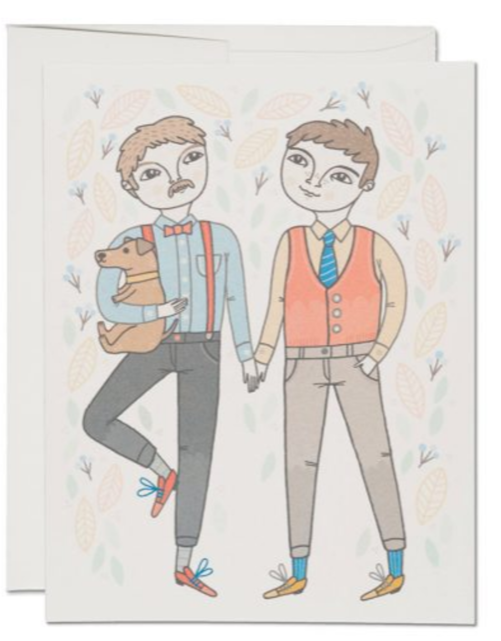 Boy Wedding Greeting Card