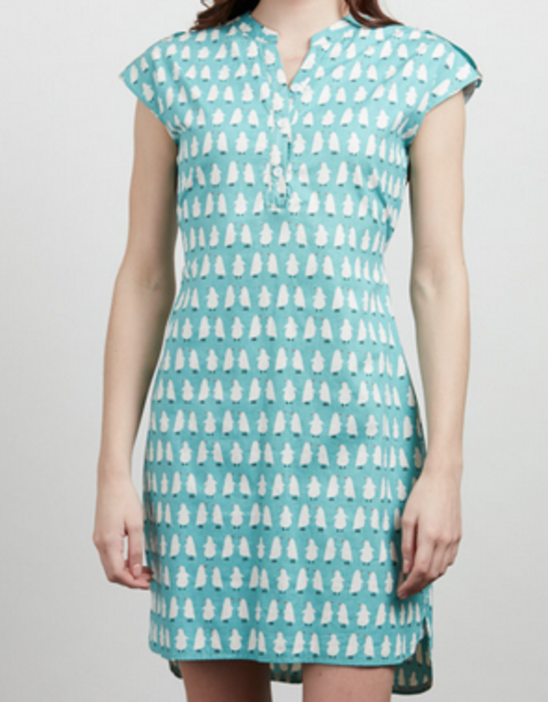 SM Wardrobe Penguin Print Dress