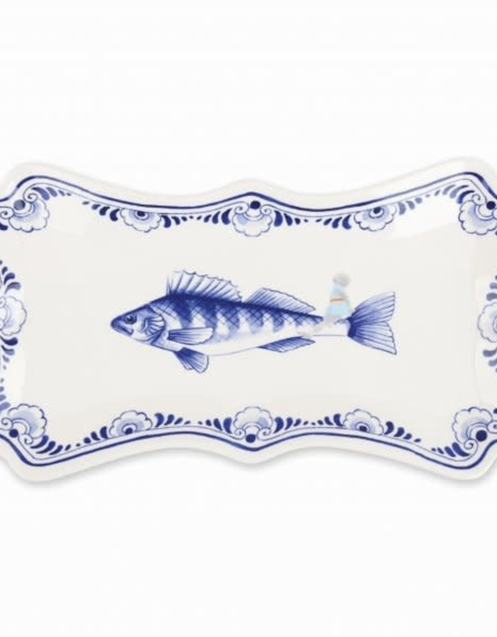 Herring Plate Storytile - The Free Rider