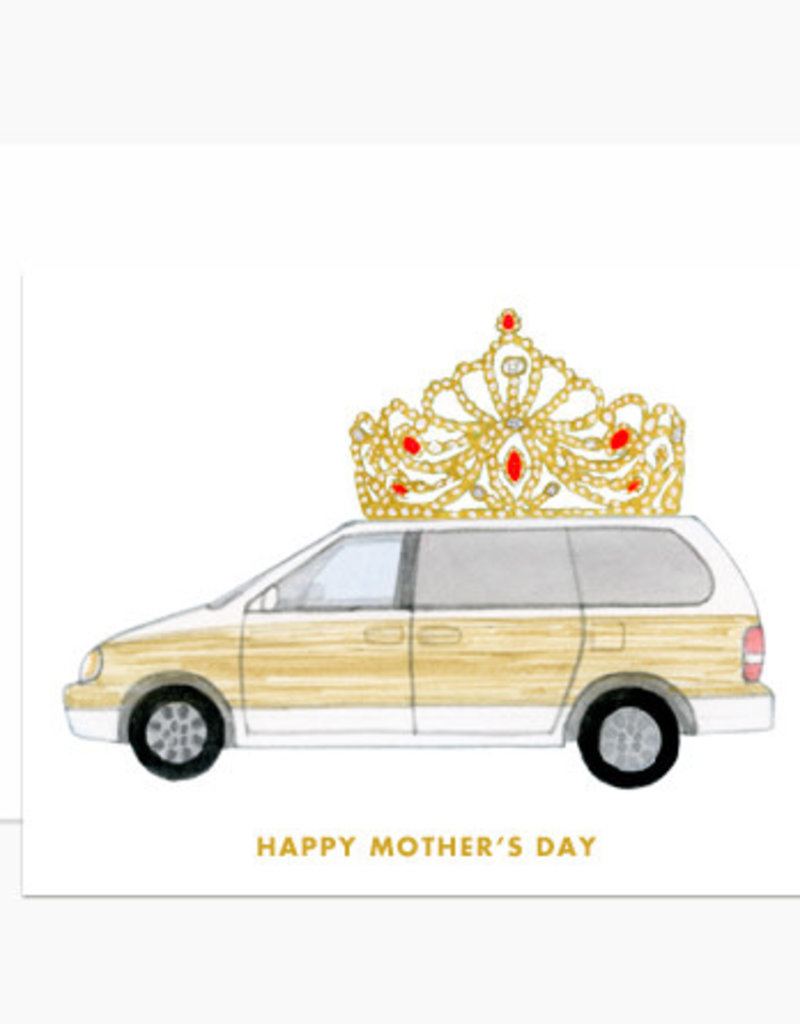 Dear Hancock Queen of the Road Greeting Card
